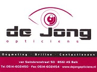 Opticien de Jong