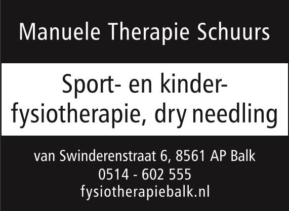 Fysiotherapie Clemens Schuurs
